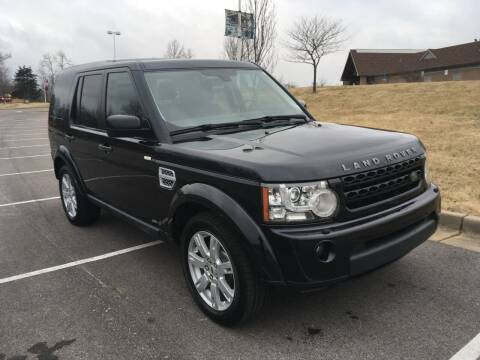 2011 Land Rover LR4 for sale at AUTOS OF EUROPE in Manchester MO