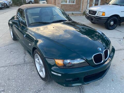 1998 BMW Z3 for sale at MITCHELL AUTO ACQUISITION INC. in Edgewater FL