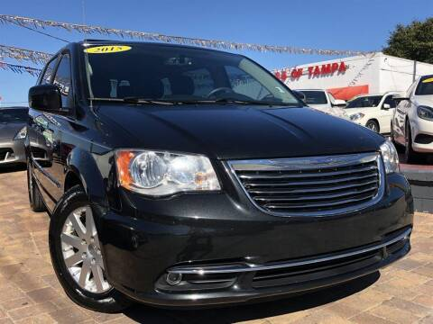 2015 Chrysler Town and Country for sale at Cars of Tampa in Tampa FL