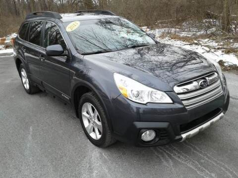 2013 Subaru Outback for sale at ELIAS AUTO SALES in Allentown PA