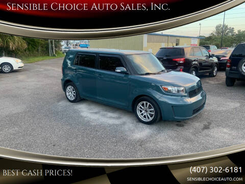 2009 Scion xB for sale at Sensible Choice Auto Sales, Inc. in Longwood FL