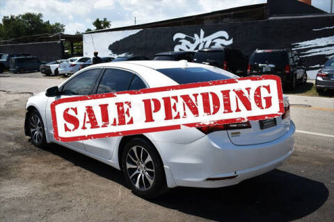 2016 Acura TLX for sale at ELITE MOTOR CARS OF MIAMI in Miami FL