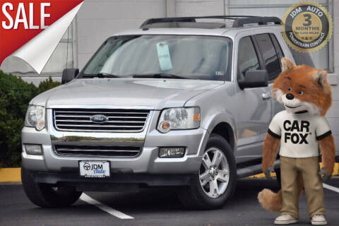 2010 Ford Explorer for sale at JDM Auto in Fredericksburg VA