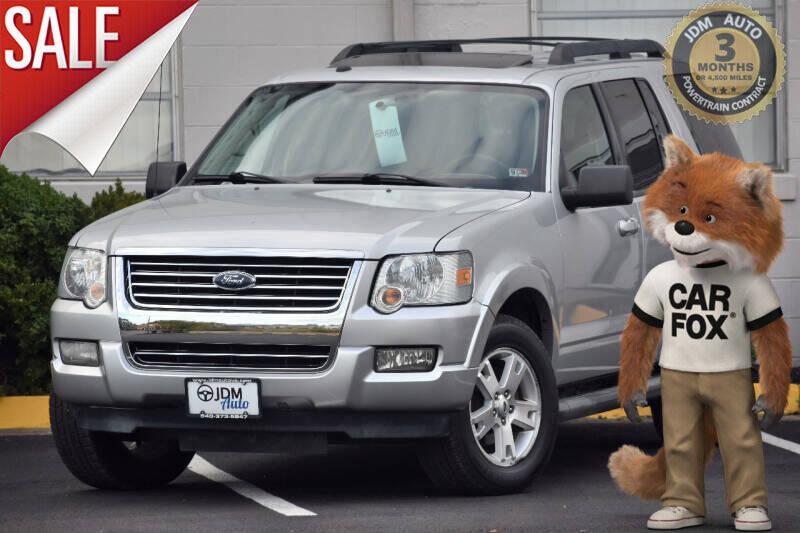 2010 Ford Explorer for sale at JDM Auto in Fredericksburg VA