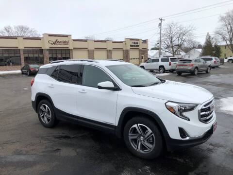2020 GMC Terrain for sale at ASSOCIATED SALES & LEASING in Marshfield WI