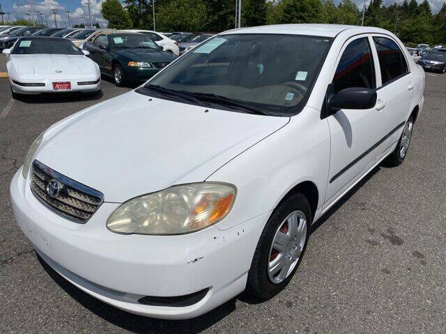 2006 Toyota Corolla for sale at Autos Only Burien in Burien WA