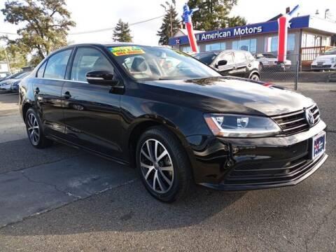 2017 Volkswagen Jetta for sale at All American Motors in Tacoma WA