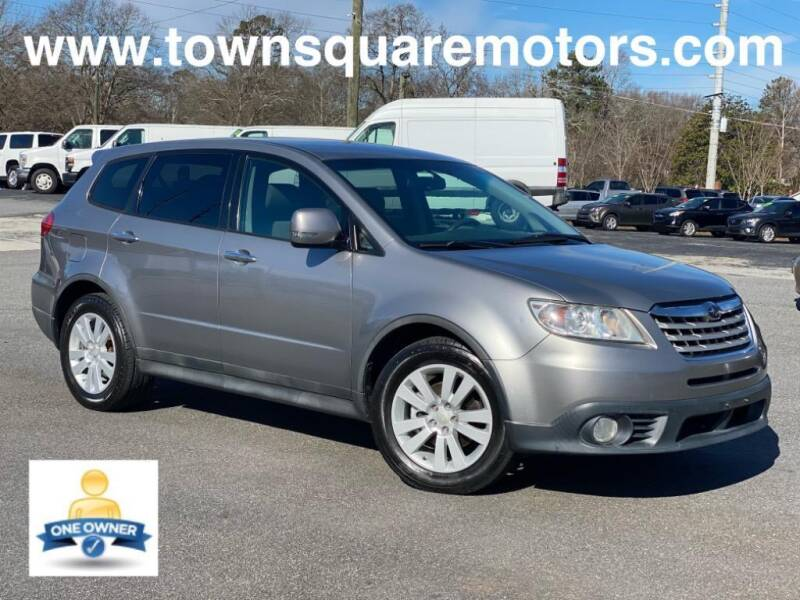 2008 Subaru Tribeca for sale at Town Square Motors in Lawrenceville GA