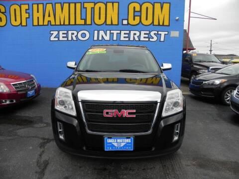 2012 GMC Terrain for sale at Eagle Motors in Hamilton OH