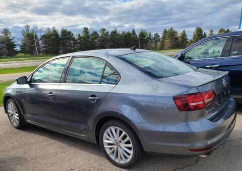 2016 Volkswagen Jetta for sale at Swan Auto in Roscoe IL