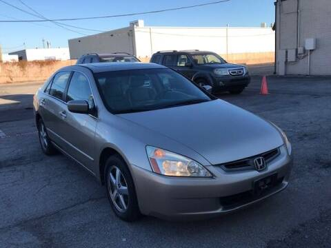 2003 Honda Accord for sale at Reliable Auto Sales in Plano TX