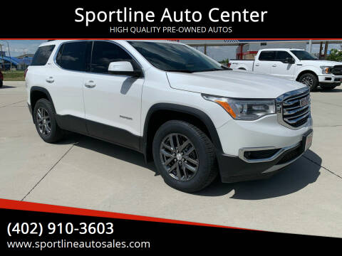 2017 GMC Acadia for sale at Sportline Auto Center in Columbus NE