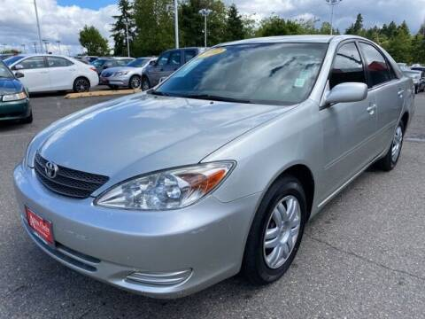 2002 Toyota Camry for sale at Autos Only Burien in Burien WA