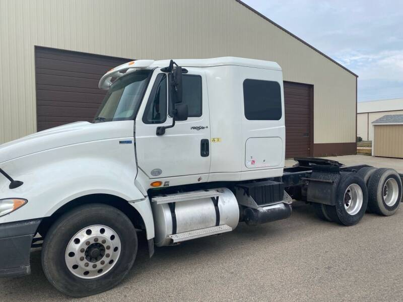 2012 International ProStar+ for sale at Halvorson Auto in New Rockford ND