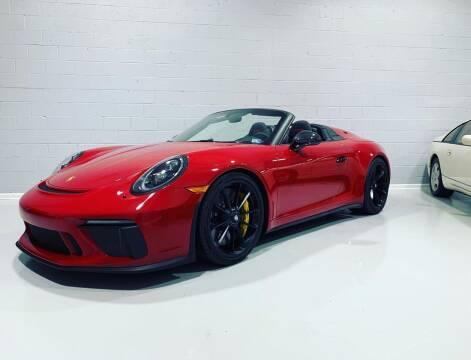 2019 Porsche 911 for sale at POTOMAC WEST MOTORS in Springfield VA