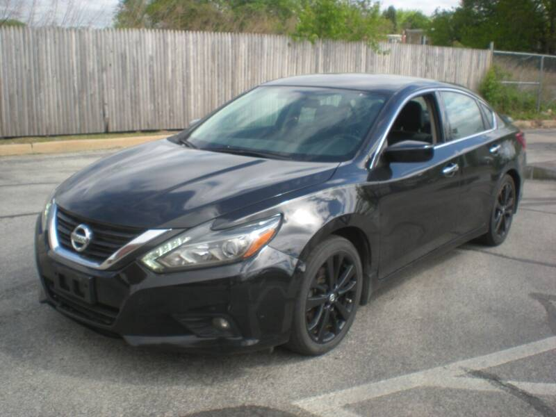 2017 Nissan Altima for sale at 611 CAR CONNECTION in Hatboro PA