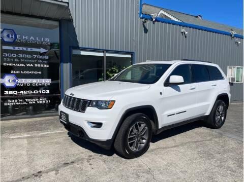 2020 Jeep Grand Cherokee for sale at Chehalis Auto Center in Chehalis WA