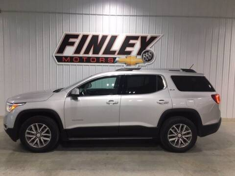 2017 GMC Acadia for sale at Finley Motors in Finley ND