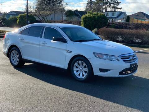 2011 Ford Taurus for sale at Q Motors in Tacoma WA