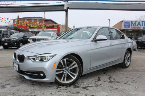 2017 BMW 3 Series for sale at MIKEY AUTO INC in Hollis NY