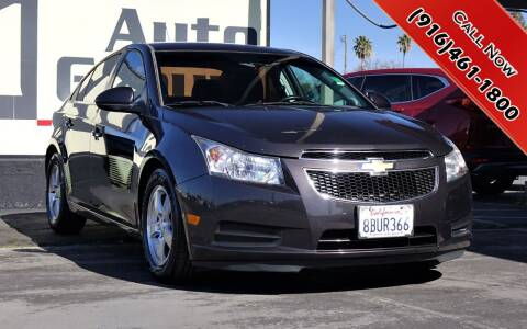 2014 Chevrolet Cruze for sale at H1 Auto Group in Sacramento CA