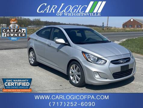 2012 Hyundai Accent for sale at Car Logic in Wrightsville PA