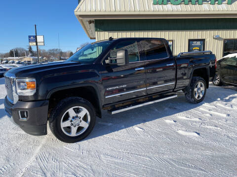 2015 GMC Sierra 2500HD for sale at Murphy Motors Next To New Minot in Minot ND