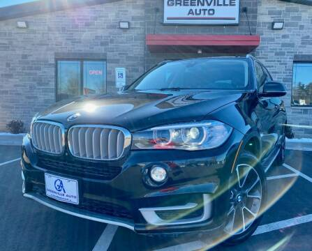 2015 BMW X5 for sale at GREENVILLE AUTO & RV in Greenville WI