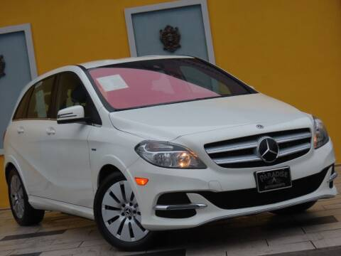 2017 Mercedes-Benz B-Class for sale at Paradise Motor Sports LLC in Lexington KY