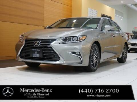 2017 Lexus ES 350 for sale at Mercedes-Benz of North Olmsted in North Olmstead OH