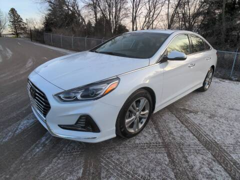 2018 Hyundai Sonata for sale at Ace Auto in Jordan MN