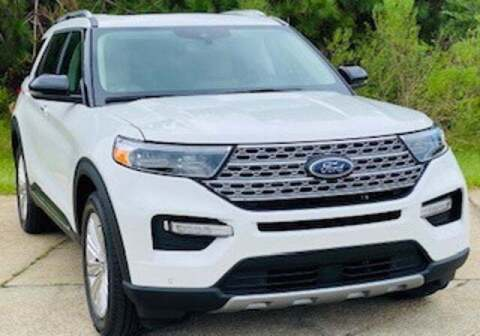 2021 Ford Explorer for sale at Rogel Ford in Crystal Springs MS