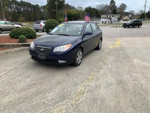 2009 Hyundai Elantra for sale at Kelly & Kelly Auto Sales in Fayetteville NC