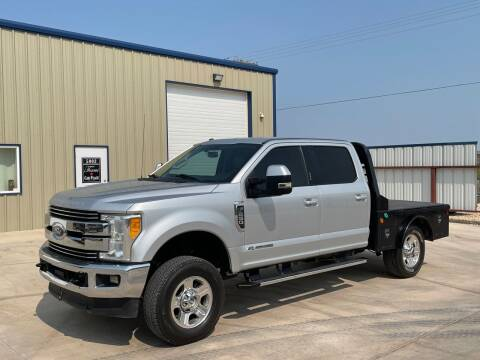 2017 Ford F-250 Super Duty for sale at TEXAS CAR PLACE in Lubbock TX