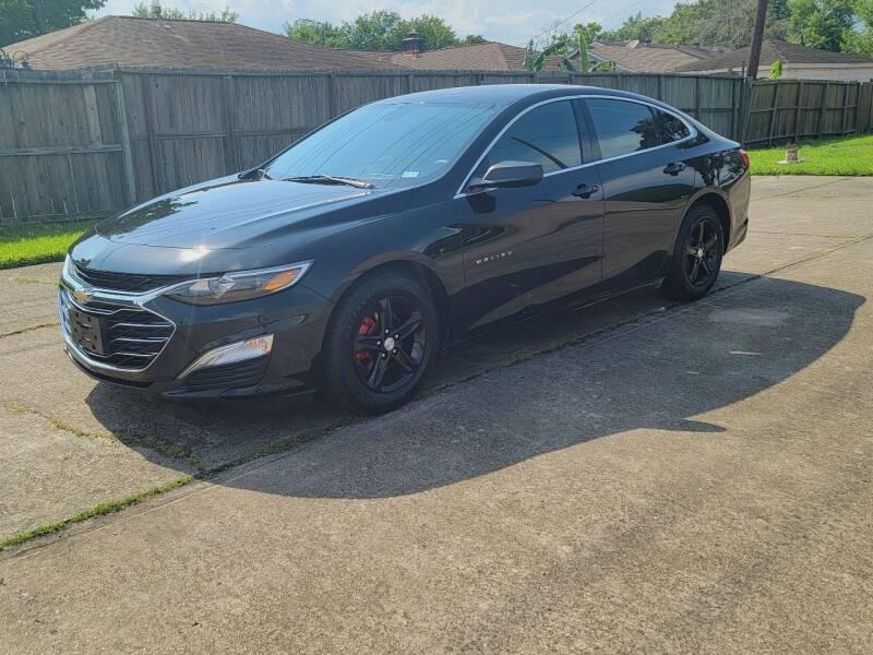 2020 Chevrolet Malibu for sale at MOTORSPORTS IMPORTS in Houston TX