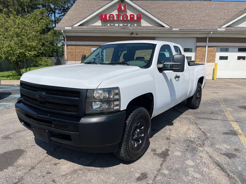 2011 Chevrolet Silverado 1500 for sale at A 1 Motors in Monroe MI