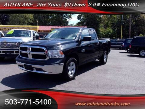 2018 RAM Ram Pickup 1500 for sale at Auto Lane in Portland OR