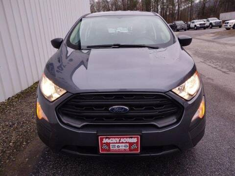 2021 Ford EcoSport for sale at CU Carfinders in Norcross GA