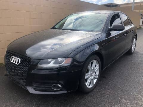 2010 Audi A4 for sale at Blue Line Auto Group in Portland OR