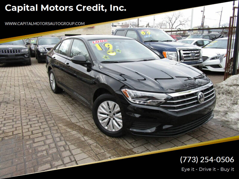 2019 Volkswagen Jetta for sale at Capital Motors Credit, Inc. in Chicago IL