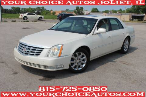 2008 Cadillac DTS for sale at Your Choice Autos - Joliet in Joliet IL