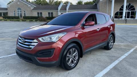 2013 Hyundai Santa Fe Sport for sale at 411 Trucks & Auto Sales Inc. in Maryville TN