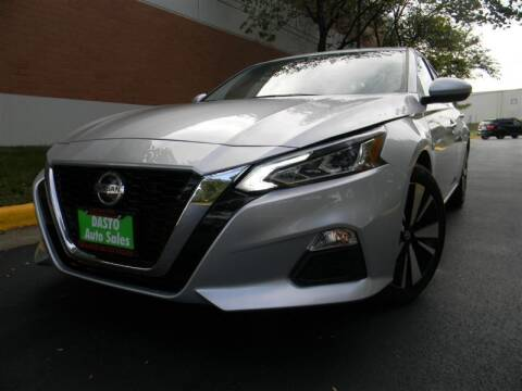 2021 Nissan Altima for sale at Dasto Auto Sales in Manassas VA