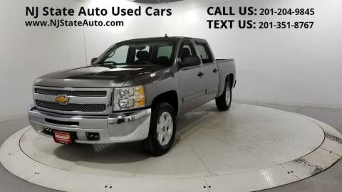 2013 Chevrolet Silverado 1500 for sale at NJ State Auto Auction in Jersey City NJ