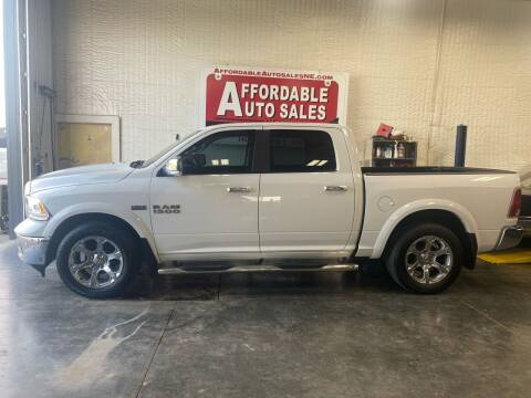 2014 RAM Ram Pickup 1500 for sale at Affordable Auto Sales in Humphrey NE