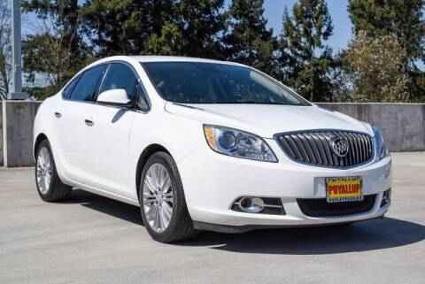 2014 Buick Verano for sale at Chevrolet Buick GMC of Puyallup in Puyallup WA