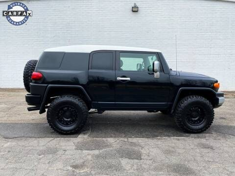 2007 Toyota FJ Cruiser for sale at Smart Chevrolet in Madison NC