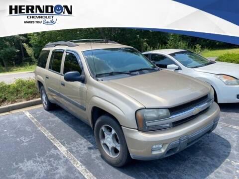 2005 Chevrolet TrailBlazer EXT for sale at Herndon Chevrolet in Lexington SC