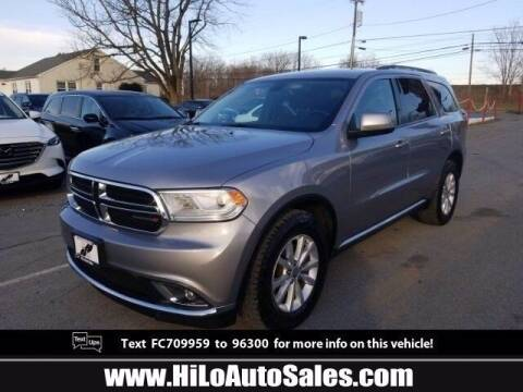 2015 Dodge Durango for sale at BuyFromAndy.com at Hi Lo Auto Sales in Frederick MD