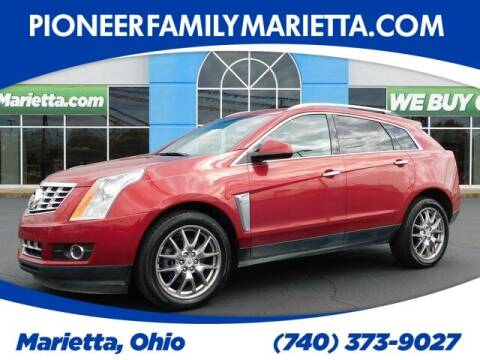 2014 Cadillac SRX for sale at Pioneer Family preowned autos in Williamstown WV